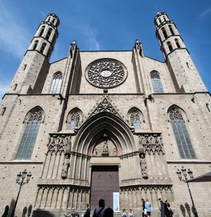 Santa María del Mar - Barcelona Siempre