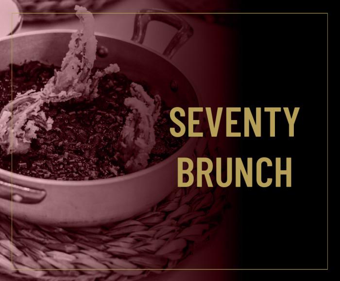 Seventy Brunch - Barcelona Siempre