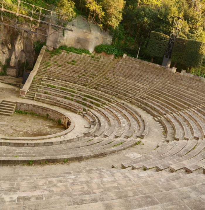 Teatre Grec - Barcelona