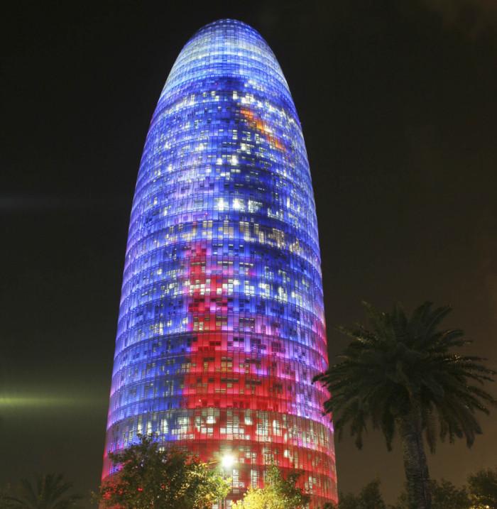 Torre Glòries - Jean Nouvel