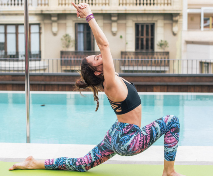 Yoga - The Corner Hotel