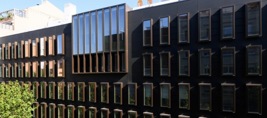 Seventy Barcelona - Edificio