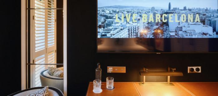 Patio Room - Seventy Barcelona