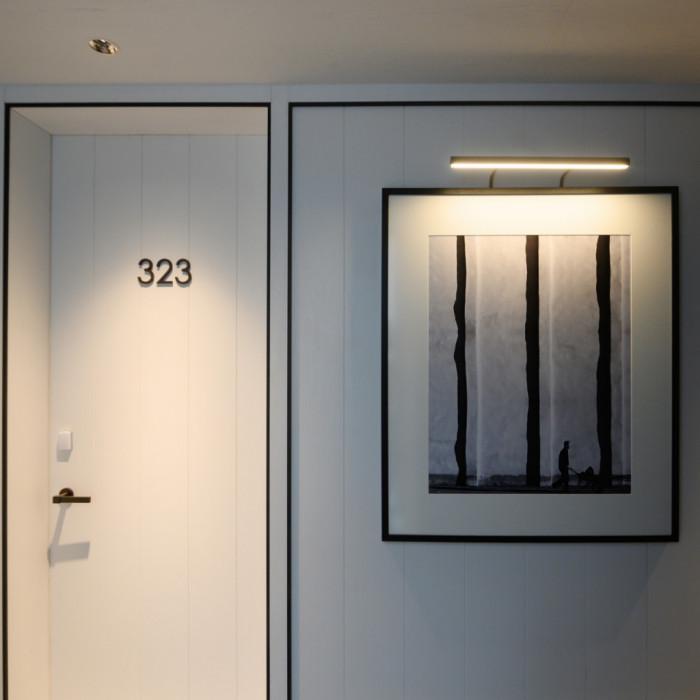 Seventy Barcelona - Pasillo Habitaciones