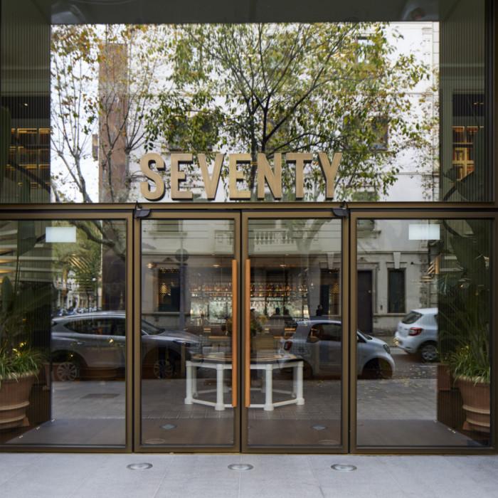 Seventy Barcelona - Ricardo Labougle
